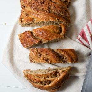 Spiced Apple Twist Bread Recipe