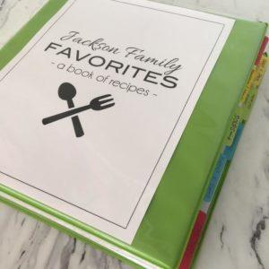 Six Ways to Organize Your Recipes