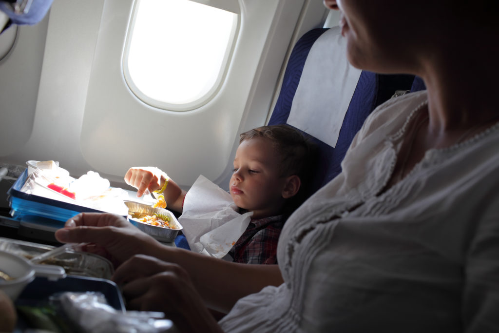 Flying With Kids Best Snacks For Travel Healthy Ideas