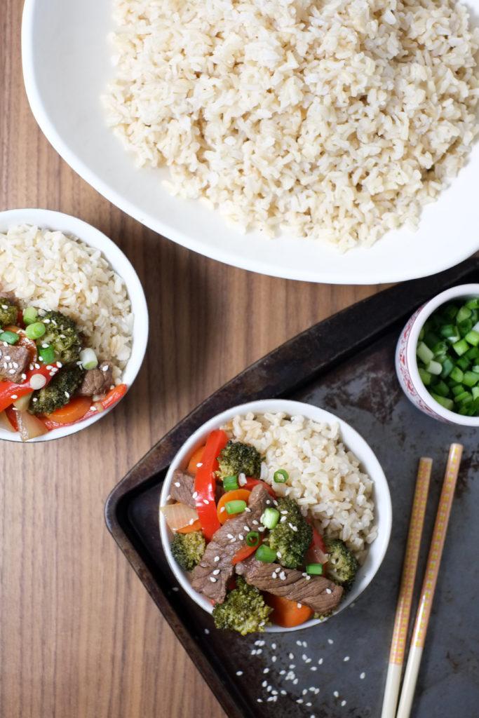Easy Weeknight Stir-Fry Recipe | Super Healthy Kids | Food and Drink