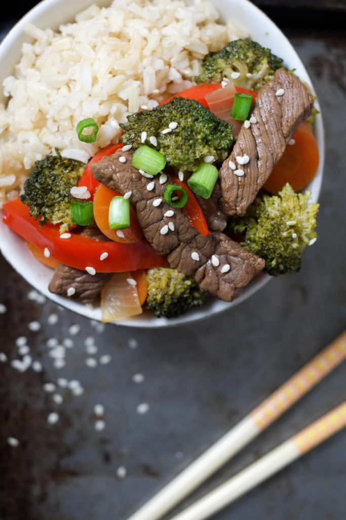 Easy Weeknight Stir Fry Recipe