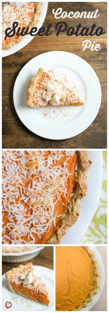 FOOD - Coconut Sweet Potato Pie Recipe | Super Healthy Kids | Food and Drink http://www.superhealthykids.com/coconut-sweet-potato-pie-recipe/