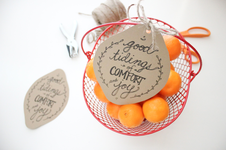25 creative non treat neighbor christmas gifts healthy ideas for bowl of fruit negle Gallery