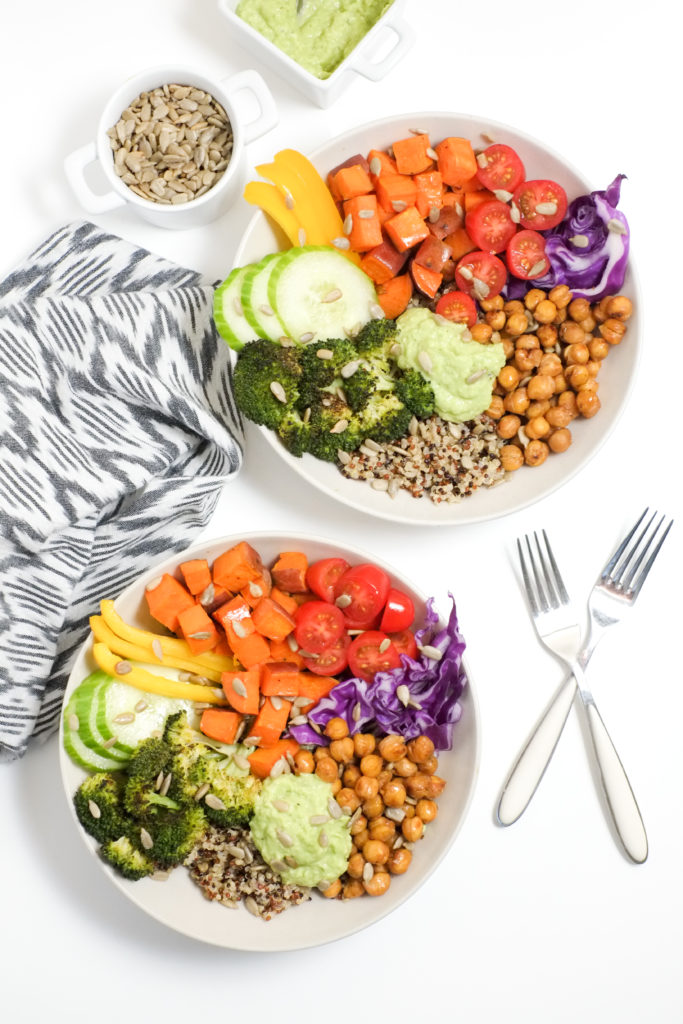 Rainbow Buddha Bowls for Kids! | Super Healthy Kids | Food and Drink
