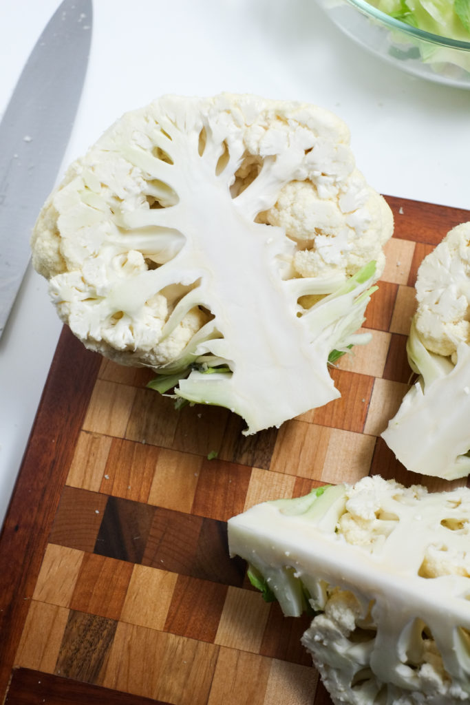 How To Cut Cauliflower The Easy Way Healthy Ideas For Kids