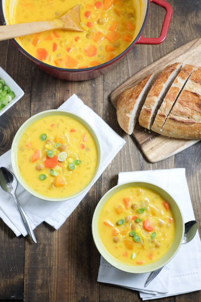 Winter Squash Corn Chowder | Super Healthy Kids | Food & Drink