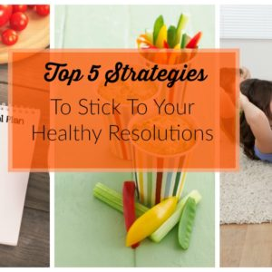 Losing Steam? How to Stick to Your Healthy Resolutions