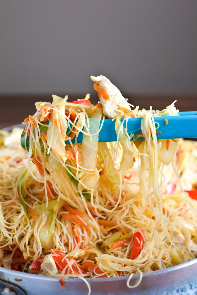 Easy Pancit Noodles and Veggies | Super Healthy Kids | Food and Drink