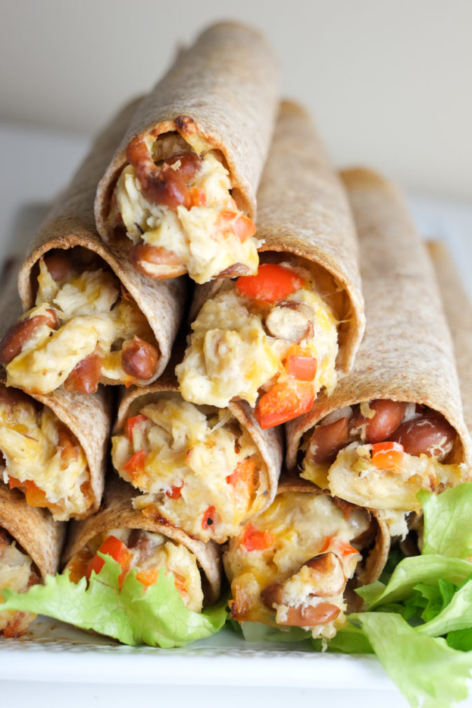 Homemade Freezer Friendly Taquitos | Super Healthy Kids | Food and Drink
