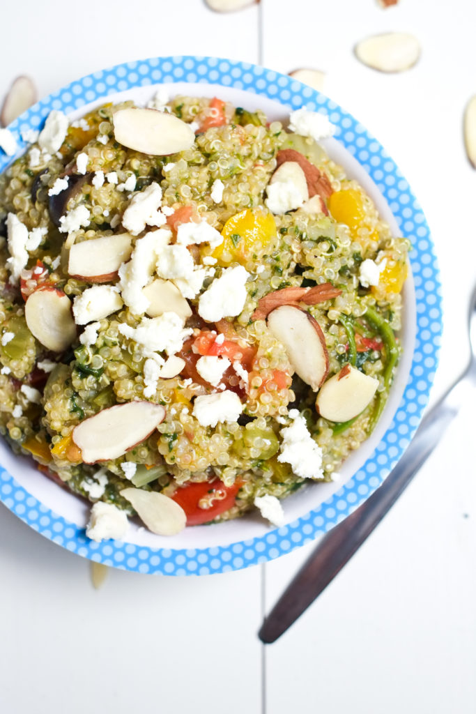 One-Minute Instant Pot Quinoa and Veggies   Super Healthy Kids   Food and Drink