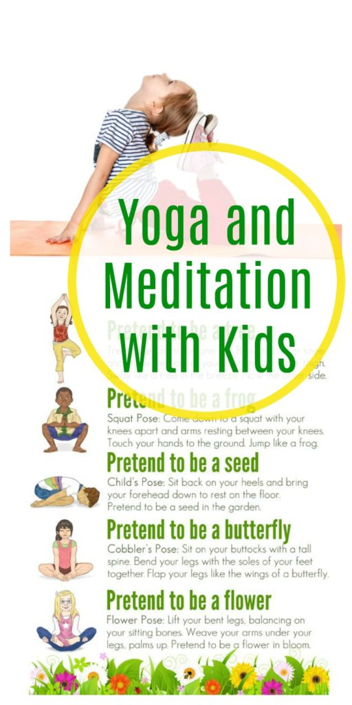 Other Wonderful Resources Are Available For Leading Children In A Yoga Practice Such As