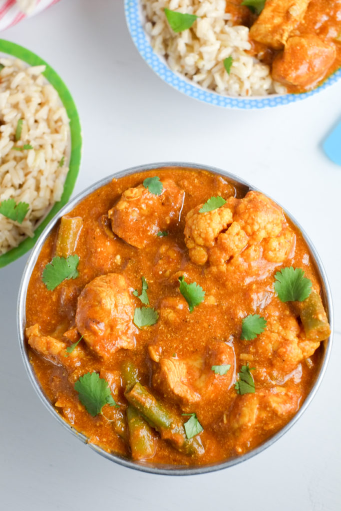 Instant pot indian butter chicken recipe healthy ideas for kids easy instant pot indian butter chicken recipe super healthy kids food and drink forumfinder Choice Image