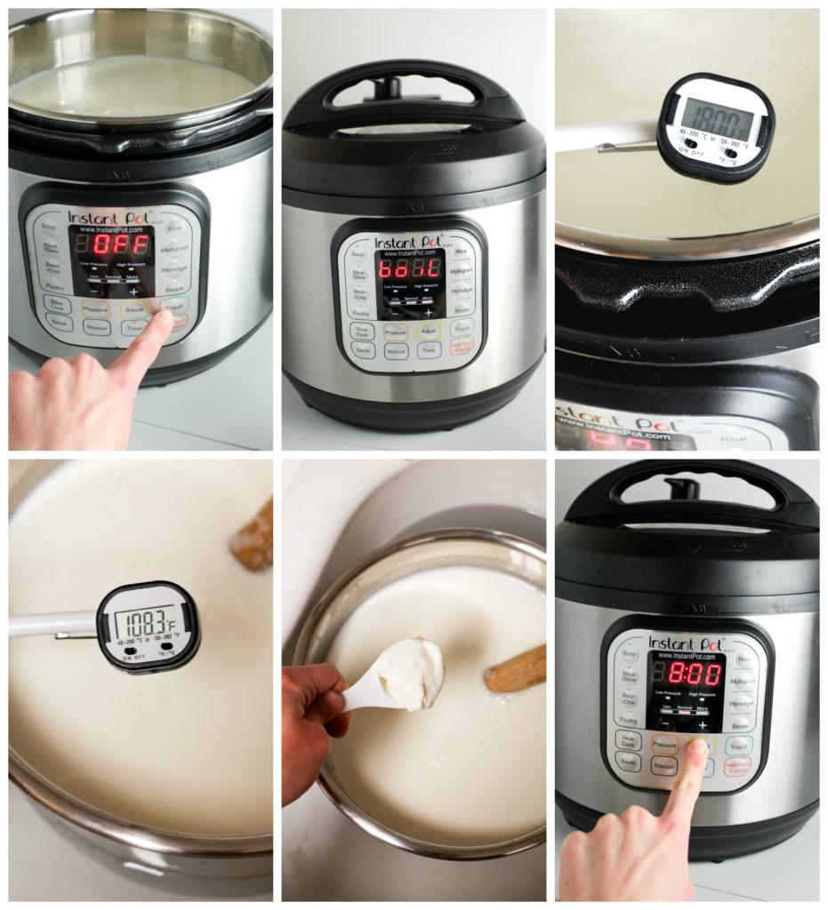 How To Make Instant Pot Yogurt