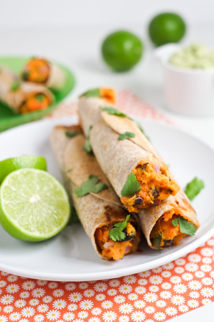 Sweet Potato Taquitos | Super Healthy Kids | Food and Drink