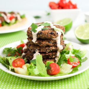 Mexican Falafel Recipe