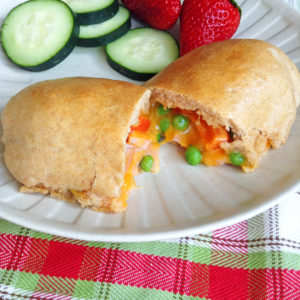 "Homemade ""Hot Pockets"" Makeover"