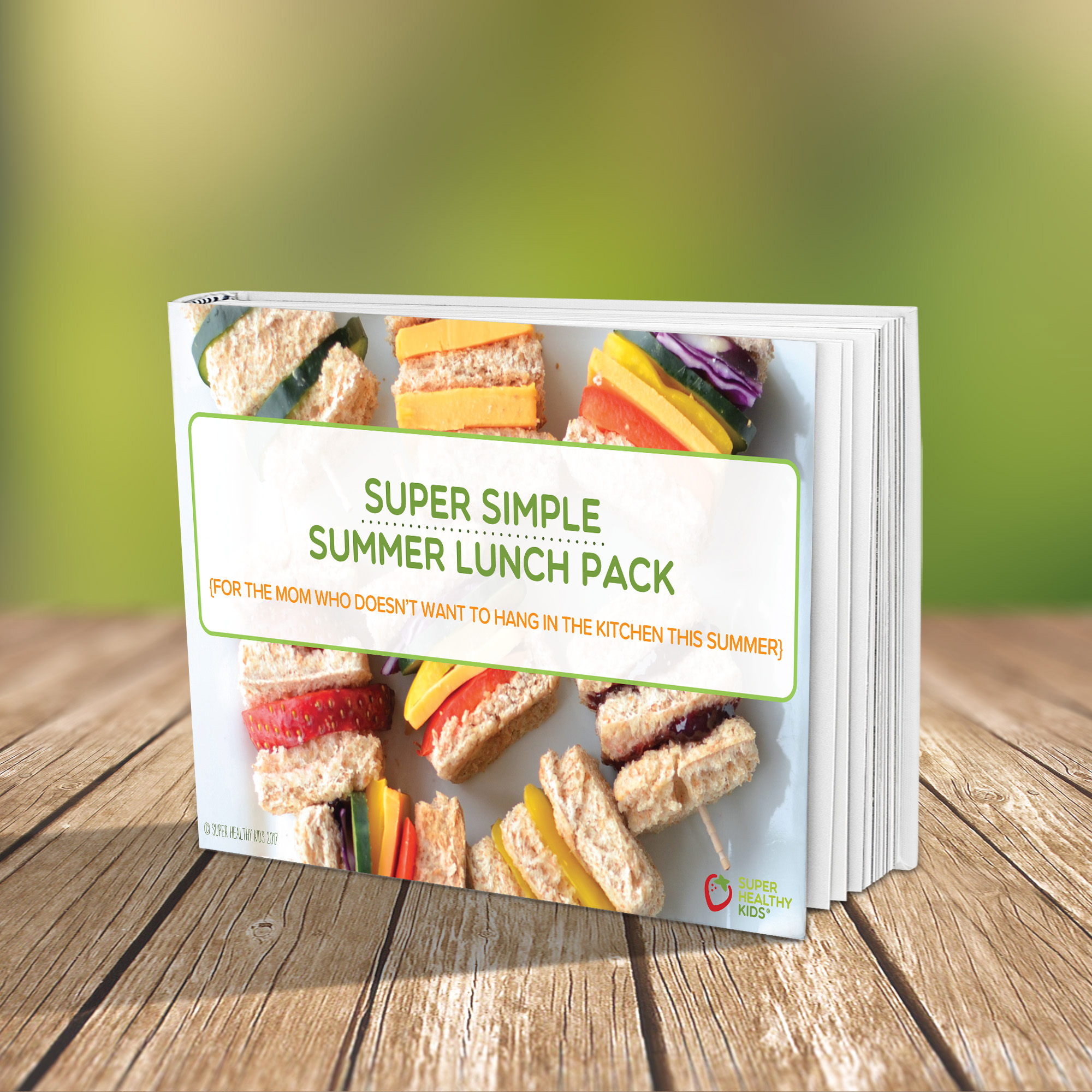 Super Simple Summer Lunch Pack | Super Healthy Kids