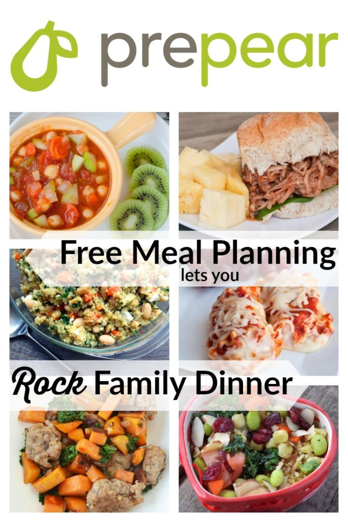 Join FREE to plan meals in minutes, collect your favorite recipes, shop with Smart Grocery Lists, and more! https://prepearmeals.com/