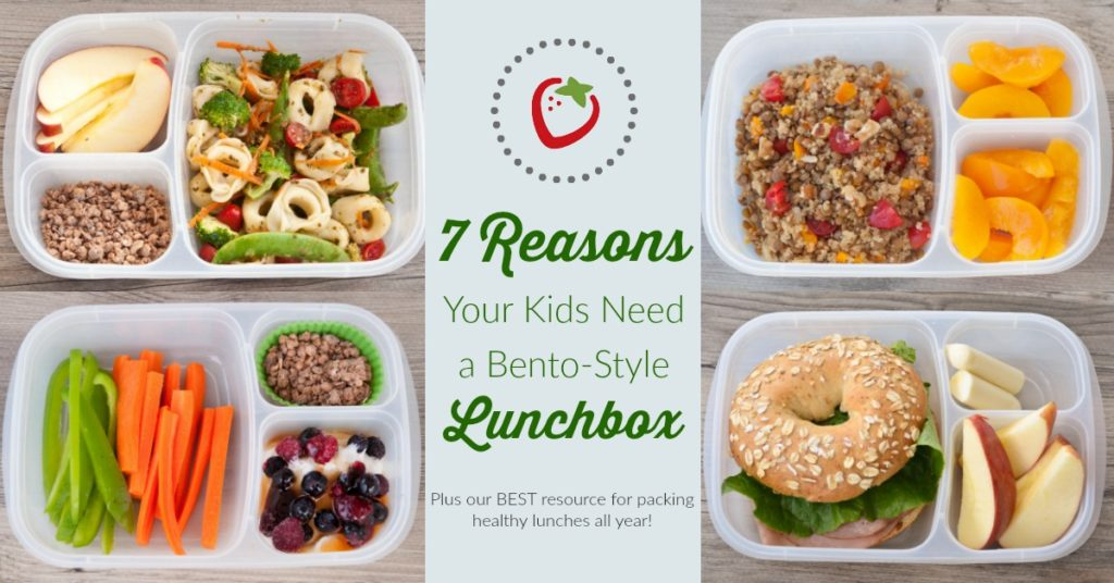 super healthy kids lunches