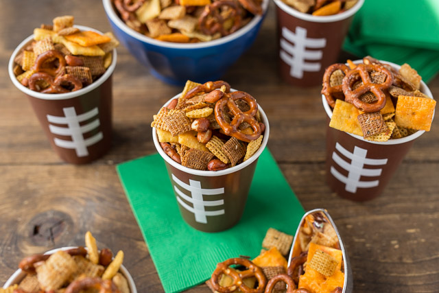 Game Day Parmesan Ranch Chex Mix