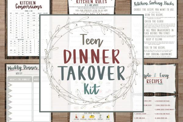 Teen Dinner Takeover