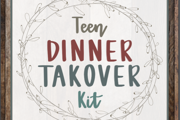 front page of teen kit