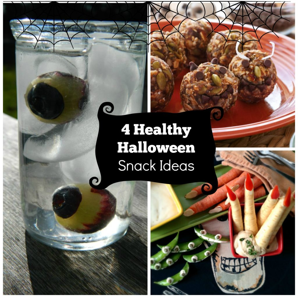 4 Spooky Ways to Play with Food This Halloween
