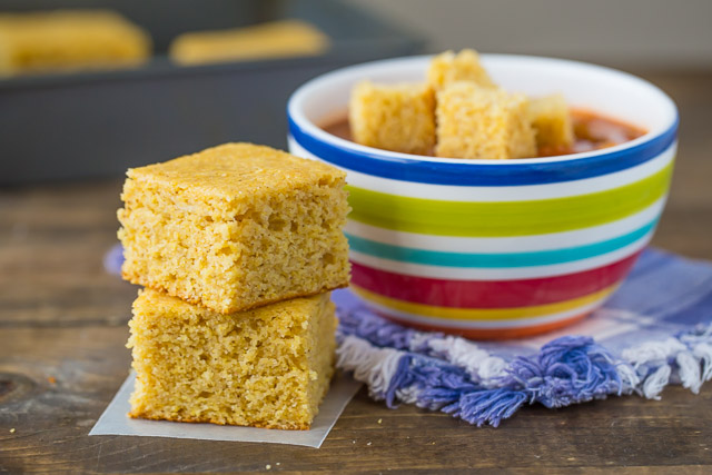 Delicious Spiced Cornbread
