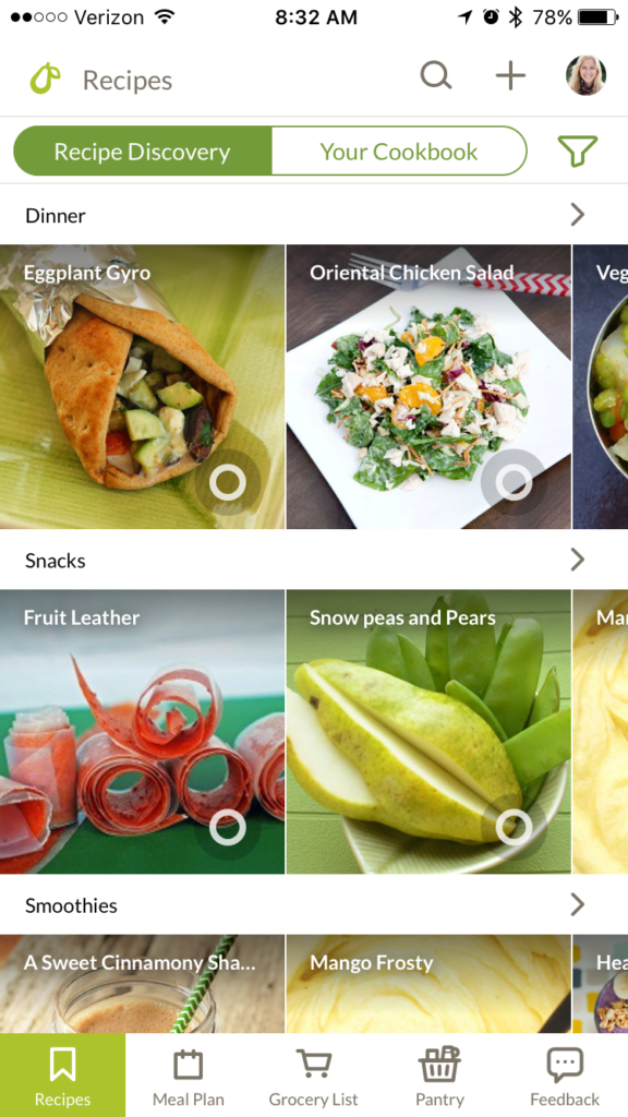 Introducing the first free connected cooking app healthy ideas with prepear you can find the perfect recipe from our enormous and always growing database of healthy family friendly recipes forumfinder Choice Image