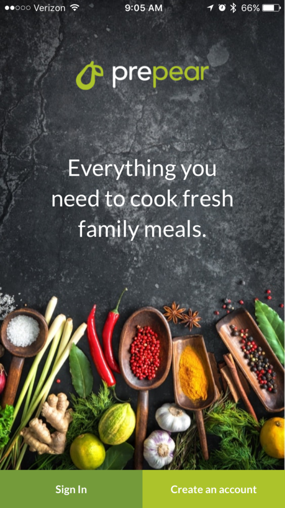 Introducing the first free connected cooking app healthy ideas prepear is a fantastic new connected cooking app designed to make you a better happier home cook download it for free today forumfinder Gallery