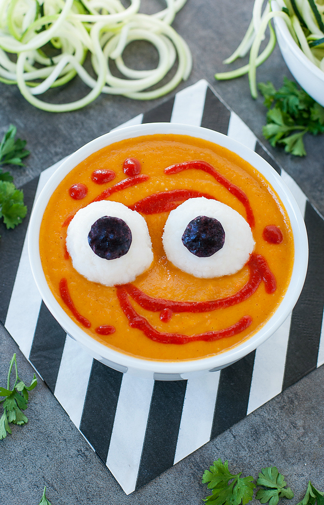 13 healthy halloween themed dinner ideas - Halloween Themed Pictures