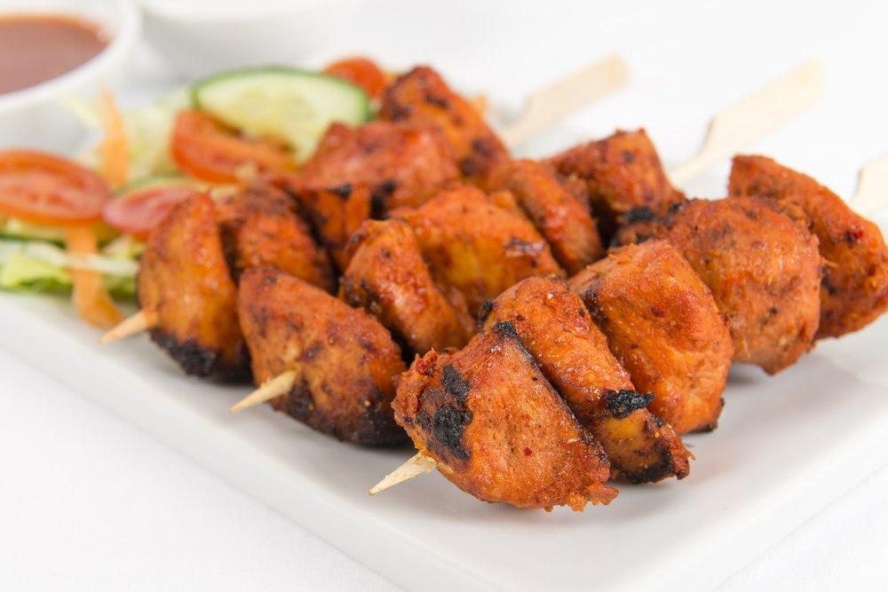 Chicken Tikka Bites Healthy Instant Pot Appetizer