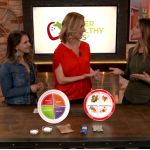 Tips for Raising Healthy Kids- Video on Fox 13 The Place