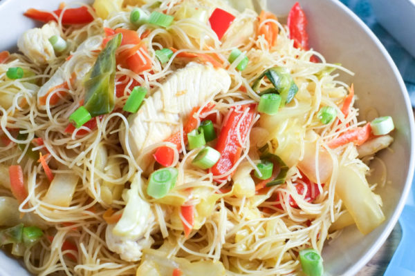 noodles and veggies and chicken, 10 Nutrient-Packed Pasta Recipes
