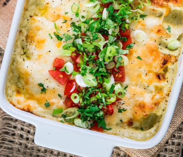 30 quick and easy dinenr ideas enchilada