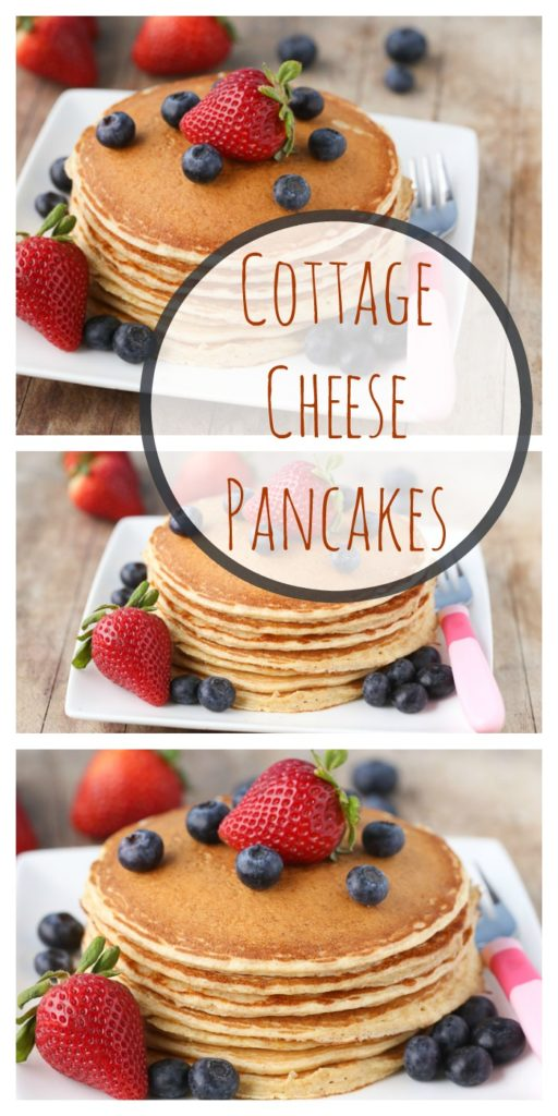 Cottage Cheese Protein Pancakes For Kids Healthy Ideas