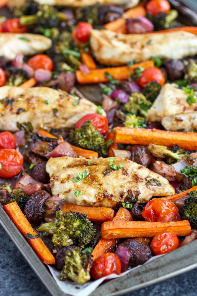 16 Healthy Sheet Pan Dinners Healthy Ideas For Kids