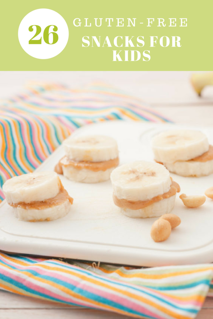 26 Gluten Free Snack Ideas For Kids Healthy Ideas For Kids