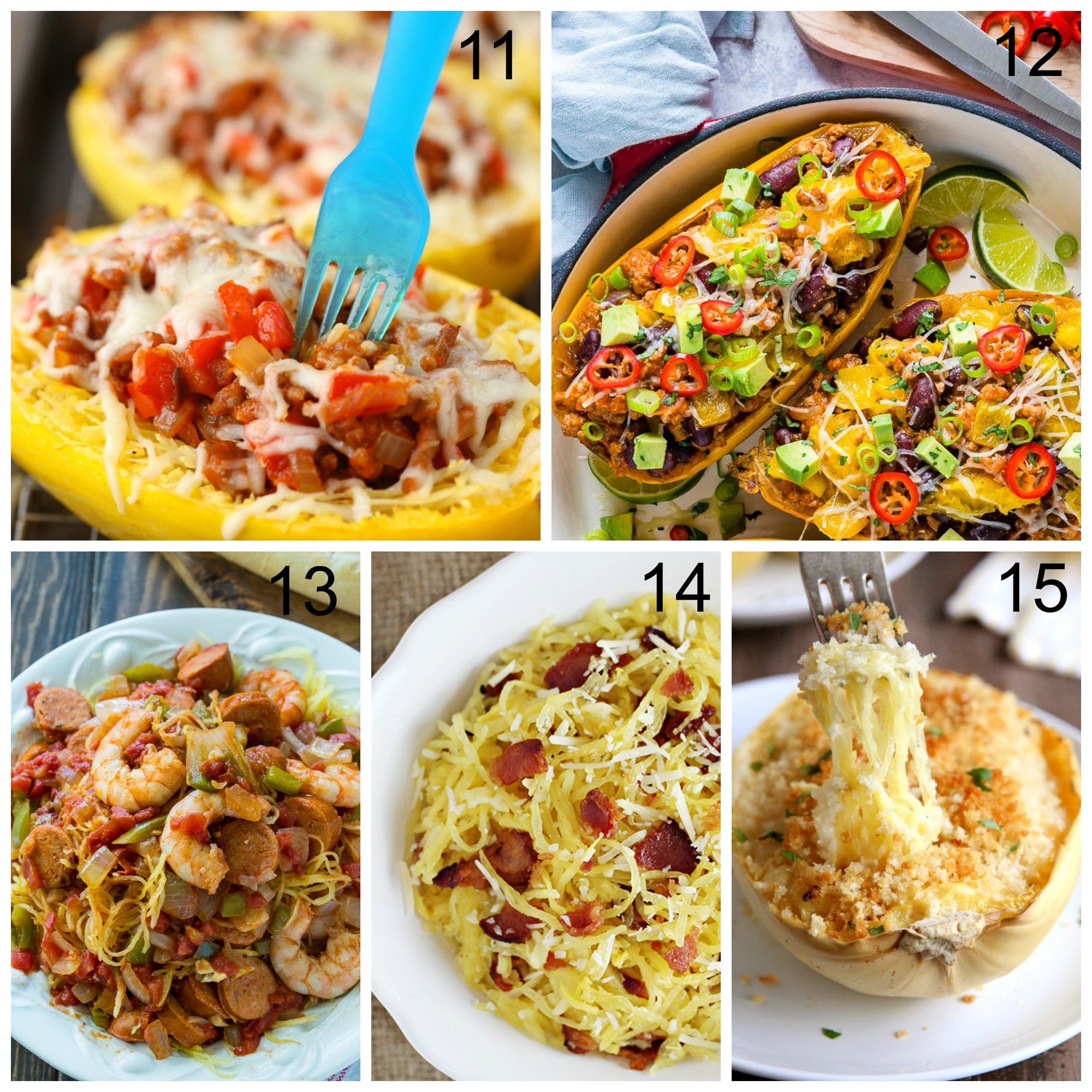 21 Best Spaghetti Squash Recipes