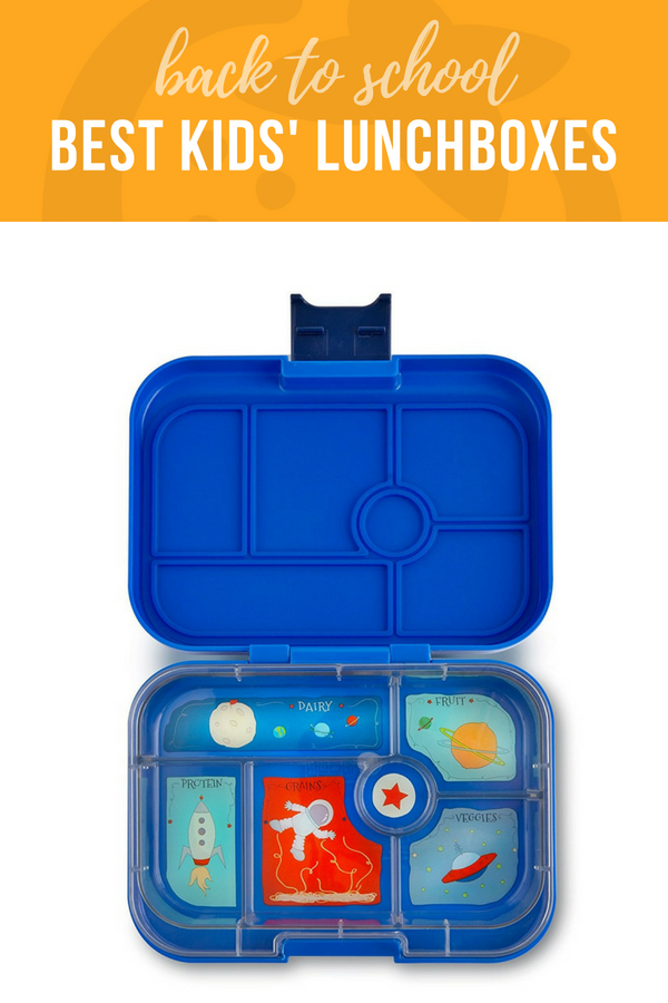 best kids lunchboxes back to school