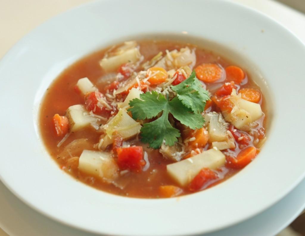 Hearty Italian Vegetable Soup Super Healthy Kids - Italian vegetable soup