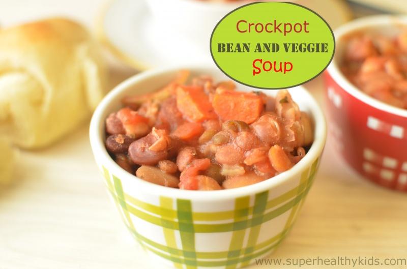 Crockpot Rice And Bean Soup Recipe