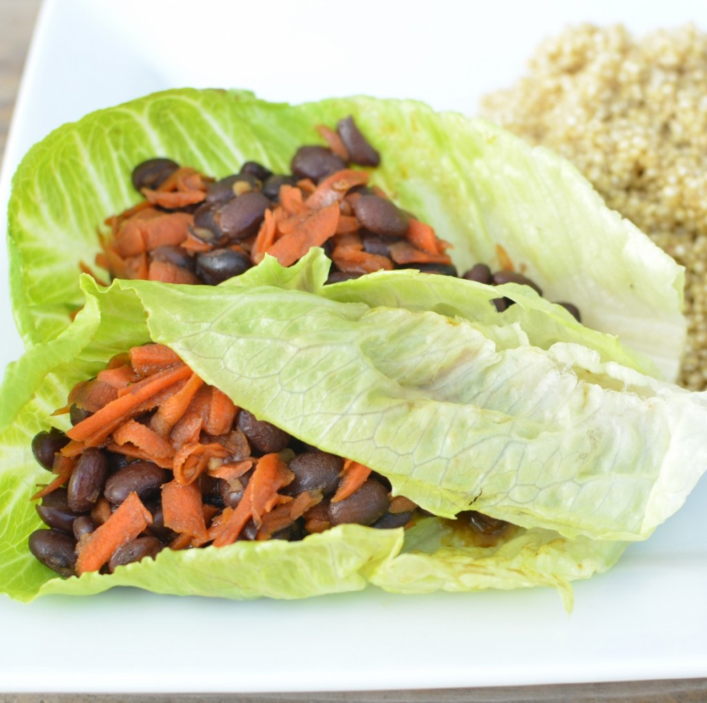 Lettace Wraps 30 Quick And Easy Last Minute Dinner Ideas