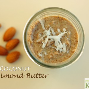Gourmet Almond Butter Recipe
