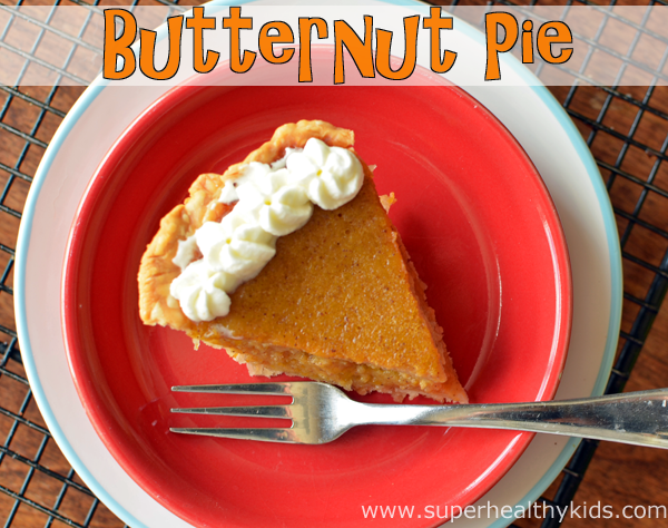 Add Vegetables to Dessert with these 10 Easy Recipes. It's Butternut, but tastes like Pumpkin, Pie!