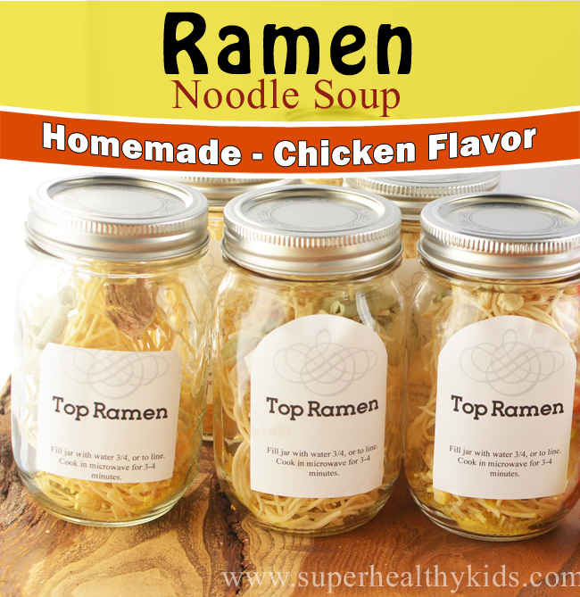 homemade top ramen recipe low sodium healthy ideas for kids