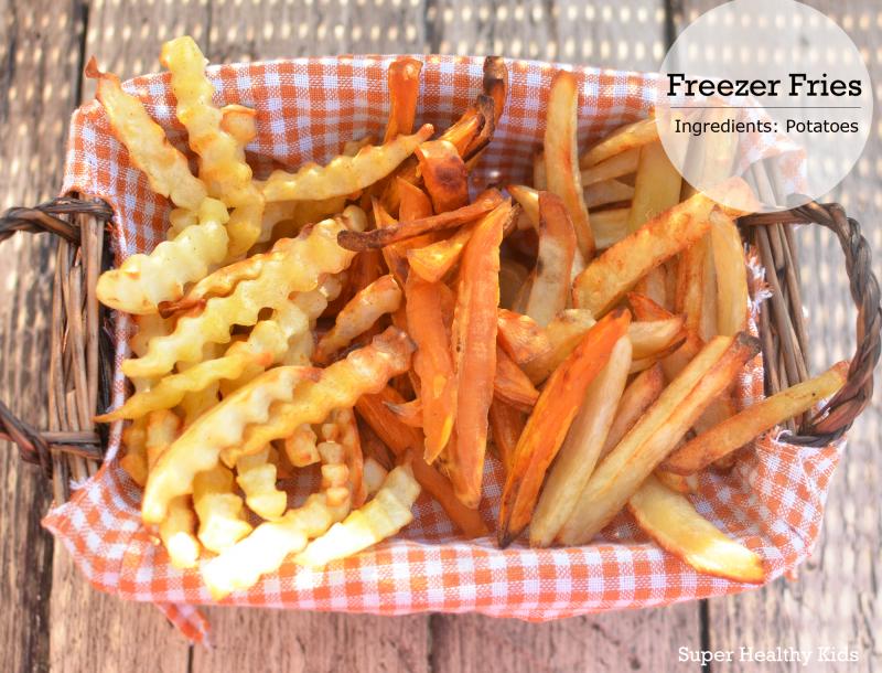 Quick and easy freezer fries healthy ideas for kids 1 ingredient freezer friesg solutioingenieria Gallery