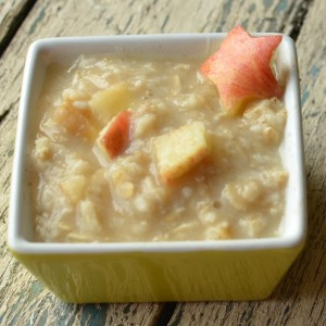 Apples and Oats Recipe
