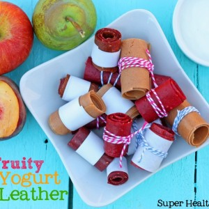 Fruity Yogurt Fruit Leather Recipe