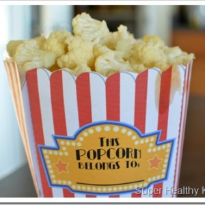 Cauliflower Popcorn: Fun and Healthy Snack